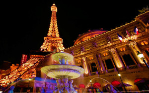 Eiffel Tower – Paris Las Vegas