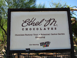 Ethel M Chocolate Factory & Cactus Garden