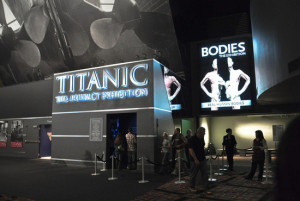 Titanic: The Artifact Exhibiti