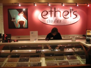 ETHEL M CHOCOLATE FACTORY