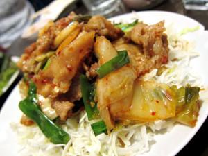 Kimchi-Restaurants