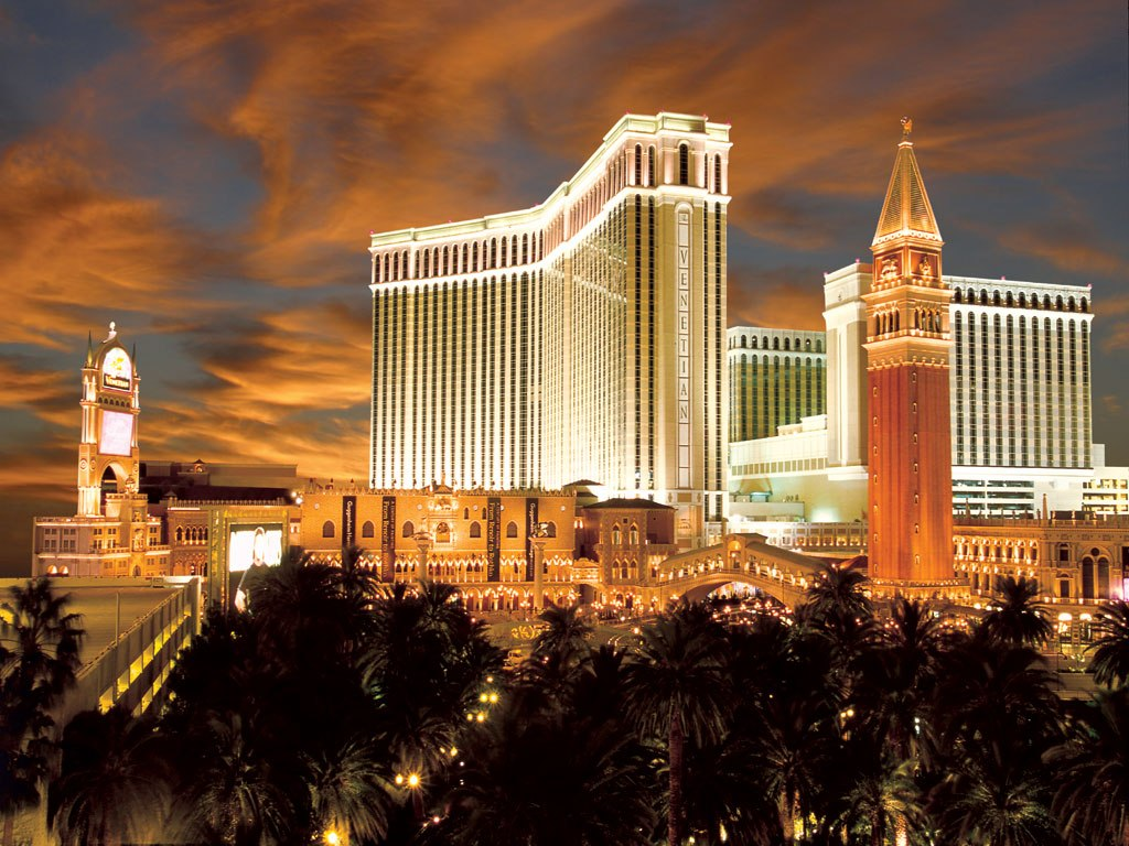 venetian resort & casino las vegas