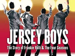 JERSEY BOYS at Paris Las Vegas