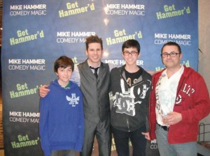 Las Vegas Comedy Magic Show Starring Mike Hammer