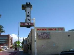 Pawn Stars Tour of Las Vegas
