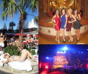 All-Access Vegas Nightclub Pass Including Pool Parties