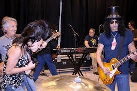 Rock 'n' Roll Fantasy Camp in Las Vegas: 4-Day Package