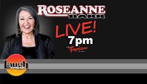 Roseanne Barr at the Tropicana Las Vegas