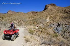 ATV Off-Road Desert Adventure