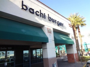 Bachi Burger Summerland