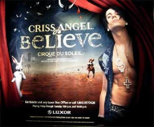Criss Angel: Believe