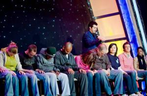 Marc Savard Las Vegas, Marc Savard hypnotist