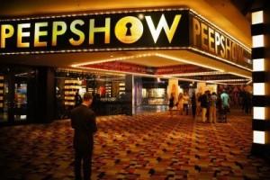 Peepshow Las Vegas, Peepshow tickets