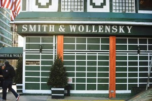 Smith & Wollensky Steakhouse – Las Vegas