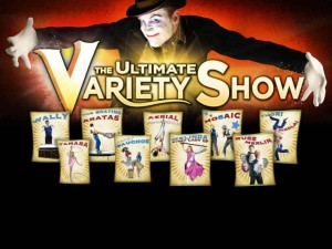 Variety show Las Vegas, V – the ultimate variety show