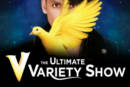 V – the Ultimate Variety Show:Astounding Acts
