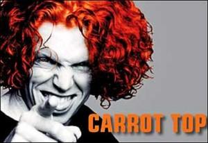 Carrot top Las Vegas, Carrot Top Tickets