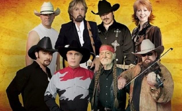 country Superstars Las Vegas