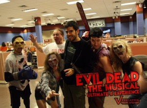 Evil the musical Las Vegas, Evil Dead tickets