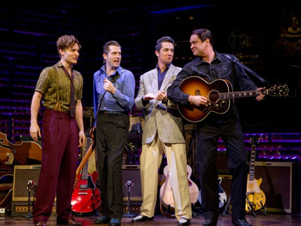 Million dollar quartet musical