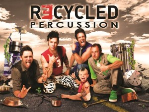 Recycled percussion Las Vegas, Recycled percussion tickets