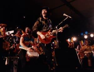 Carlos Santana Las Vegas