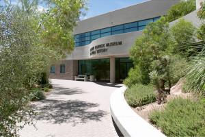 Marjorie Barrick Museum of Nat