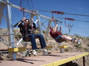 Bootleg Canyon Flightlines