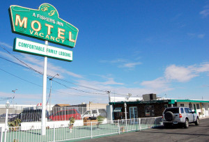 A Fisher's Inn Motel