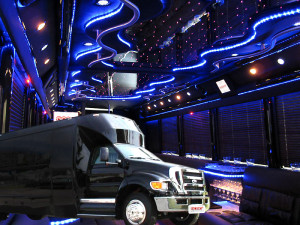 Las Vegas Party Bus | Limousine Transportation