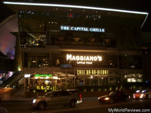 Maggiano's – Italian Catering & Restaurant