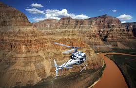 Deluxe Grand Canyon West Rim Helicopter Tour with Optional Private Helicopter Landing