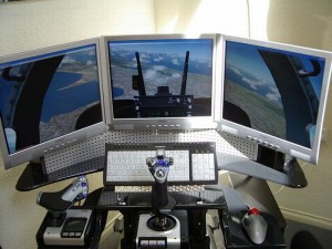 Airplane Flight Simulator