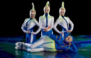 Cirque du Soleil – Mystere