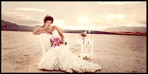 Stylish Vegas Weddings