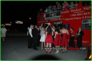 Las Vegas Double Decker Bus Of The Stars