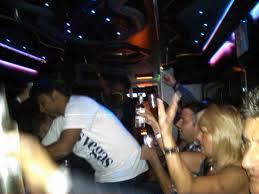 Las Vegas Night Tour Of The Strip By Luxury Limousine Bus