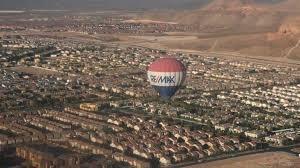 Las Vegas Sunrise Hot Air Balloon Ride