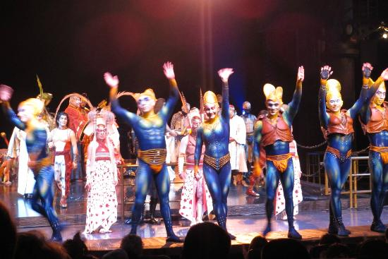 Cirque du Soleil - Ka1